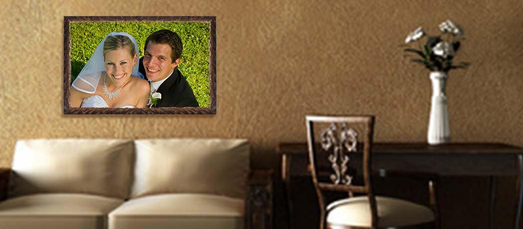 Ben noto Stampa le tue foto su Legno Classico - Foto-canvas.com GJ41