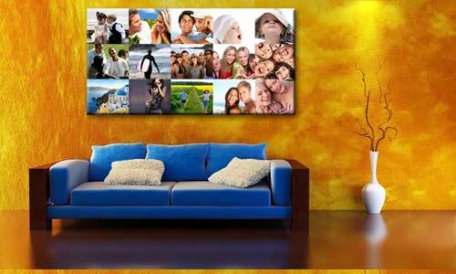 foto collage: