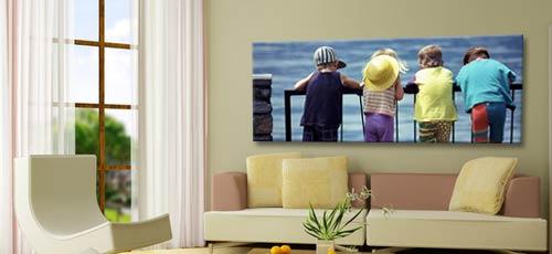 Stampe pop art e legni anticati per rinnovare le pareti di casa - Cosa sono le finestre pop up ...